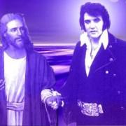 Elvis & Jesus 1