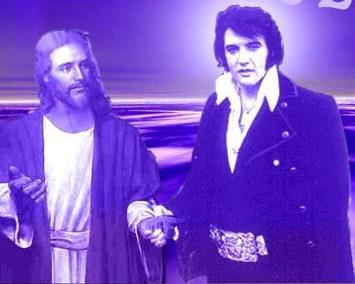 Elvis & Jesus